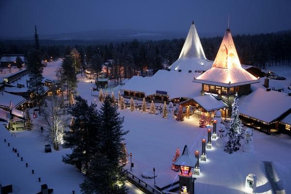 Village du Père Noel