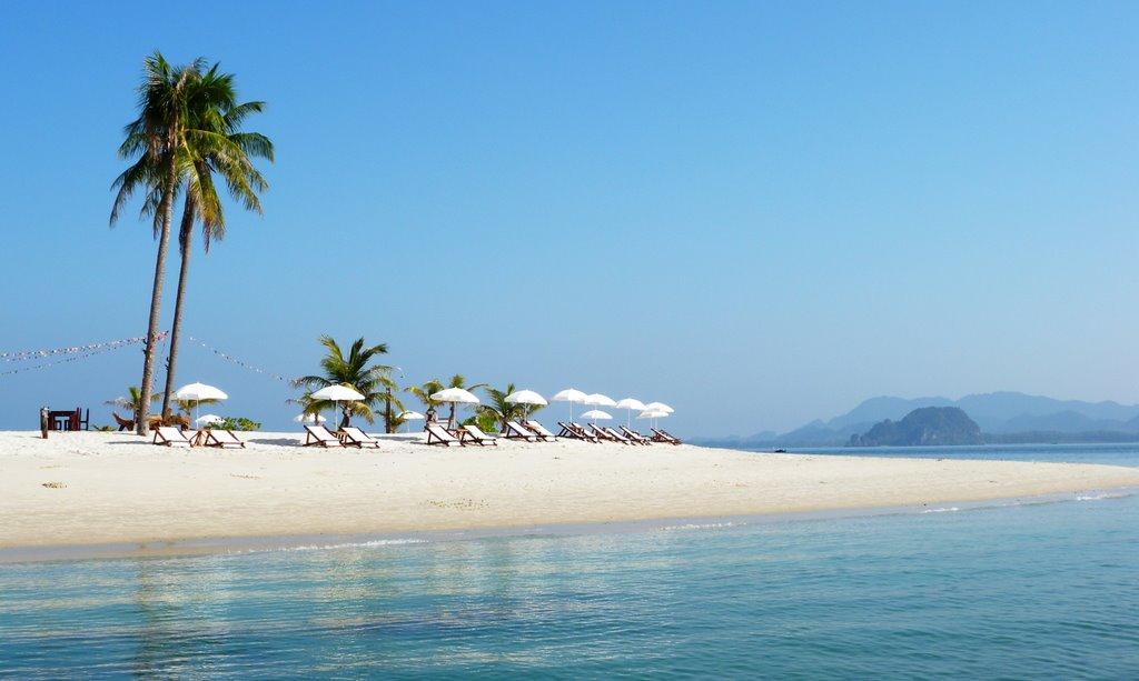 L'île de Koh Mook