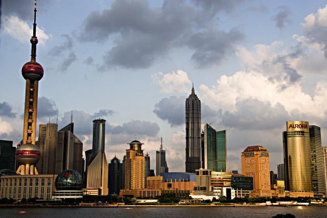 Shanghaï - Pudong