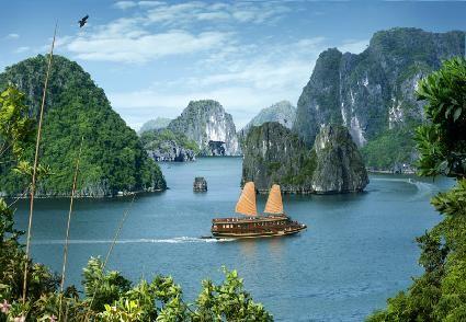 Vietnam - Lagon