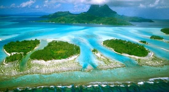 A la découverte de l'île Bora Bora