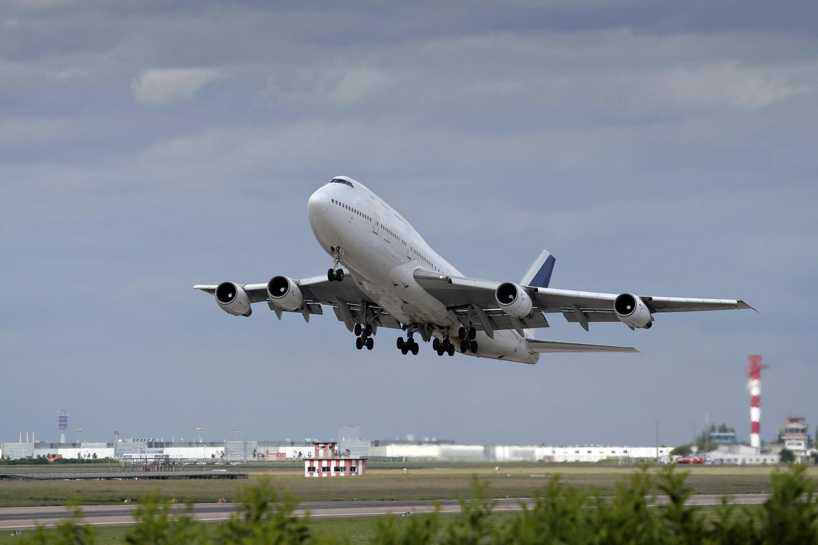 Le Jet Lag et l'avion