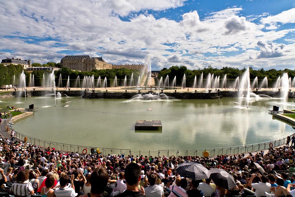 Les Grandes Eaux Musicales au château de Versailles