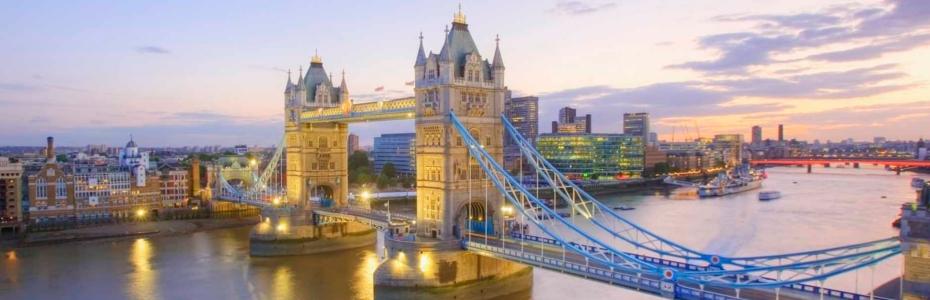 Voyager à Londres