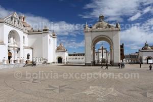 Copacabana, Lac Titicaca, Bolivie - Crédit Bolivia Excepcion