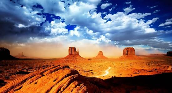 Des crevasses, des rochers, des canyons… ces déserts américains aux paysages époustouflants