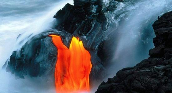 Entre le feu et la glace, l'Islande