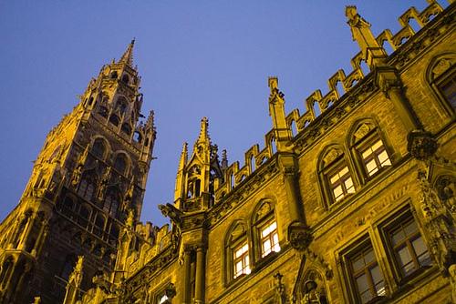 Architecture de Munich