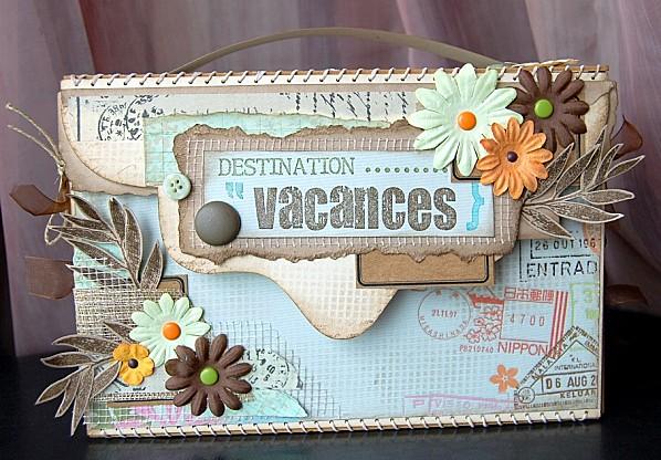 Destination pour les vacances