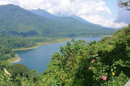 L'île des Dieux à Bali