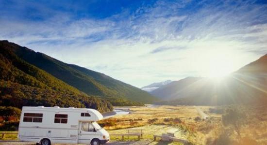 Gouter aux plaisirs du camping-car