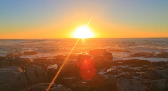 Sous le soleil de Cape Town