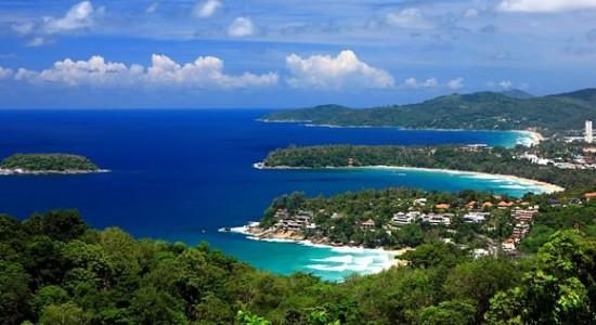 5 régions de Phuket pour passer des vacances de rêve