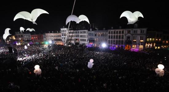 Mons : la capitale européenne de la culture 2015