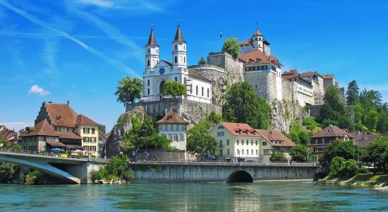 Zurich, l'ancienne citée des Romains