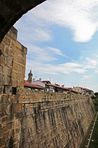 Fortificacion abaluartada de Hondarribia