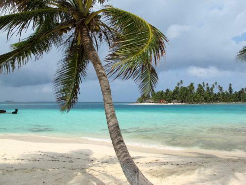 Plage Panama Islas San Blas