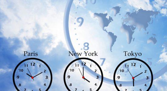 Les différentes manières pour calculer le décalage horaire