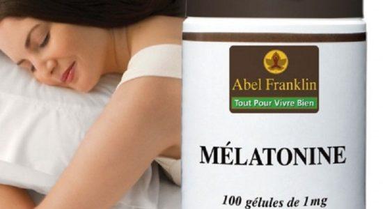 La mélatonine, l'hormone du sommeil