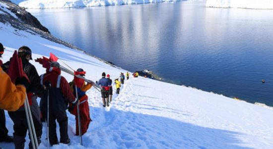 L'Antarctique, la destination de voyage ultime