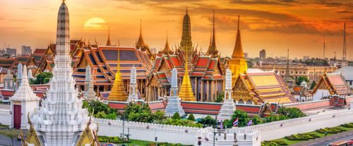 La découverte de la ville de Bangkok