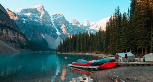 Voyager en camping-car au Canada