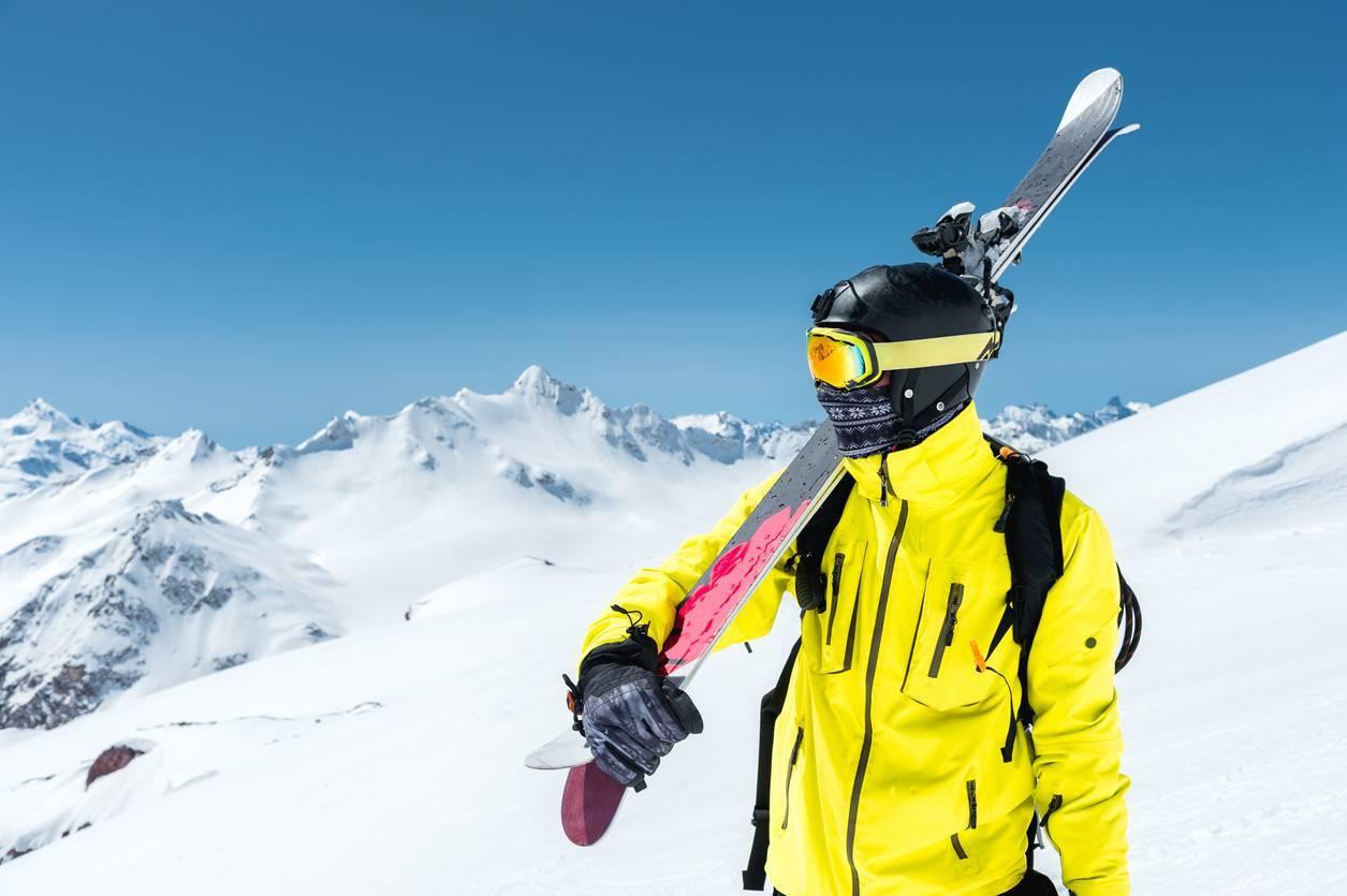 s'équiper correctement pour faire du ski