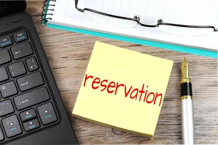 réservations en ligne d'une chambre d'hôte